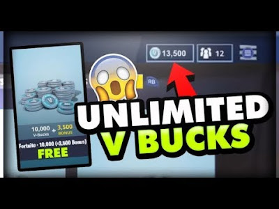 Get Free 13500 FORTNITE Vbucks for the Xbox One! - Get Free