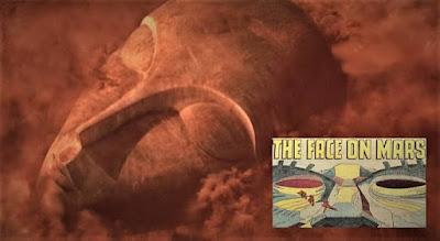 ΑΥΤΟ το Κόμικ Έδειχνε «το Πρόσωπο στον Άρη» 18 Χρόνια Πριν Ανακαλυφθεί