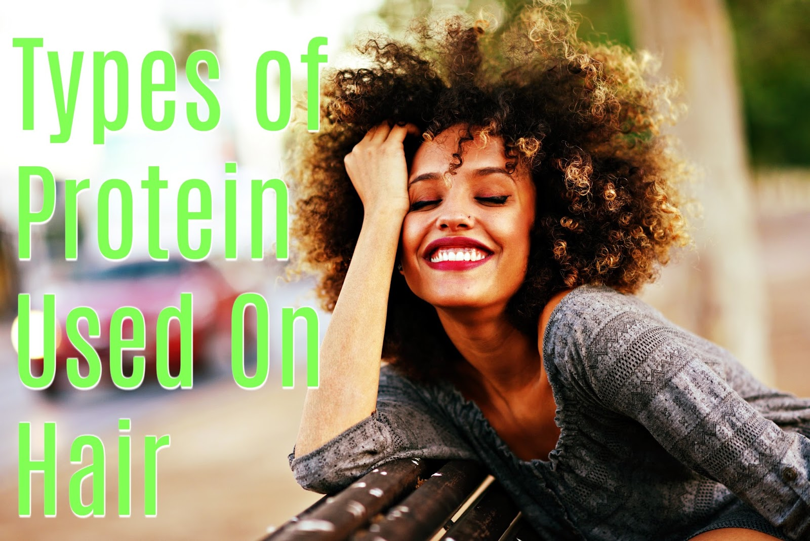 The Power Of Proteins For Natural Hair. Know why your hair needs them and how they help! From the different types, to what each one does, learn what our hair is comprised of and why proteins are essential to natural hair health.