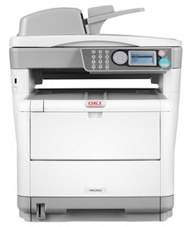 multifunction printer goes to the exam bench OKI MC360 Driver Download