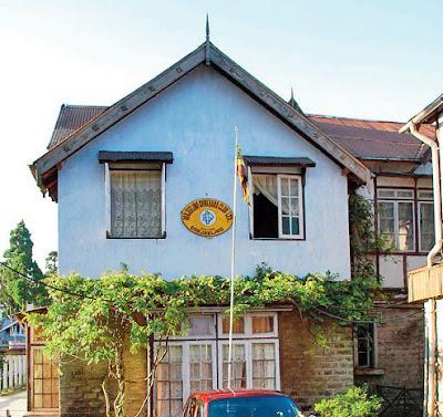 Darjeeling Gymkhana Club building