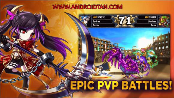 Brave Frontier Mod Apk Latest Version