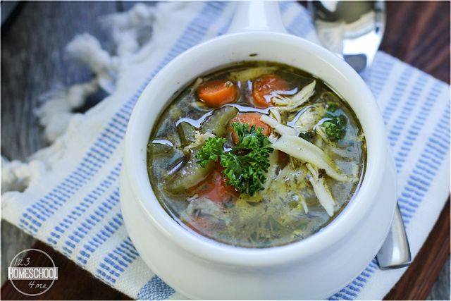 chicken-noodle-soup-in-the-instapot-recipes