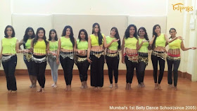Belly Dance Institute Mumbai by Ritambhara Sahani