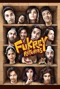 Watch Fukrey Returns Online Free in HD