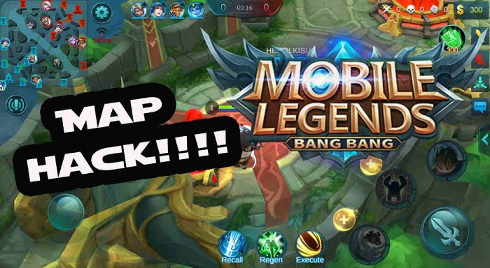 Pengguna Cheat Mobile Legends