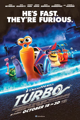 Poster Of Turbo (2013) In Hindi English Dual Audio 300MB Compressed Small Size Pc Movie Free Download Only At worldfree4u.com