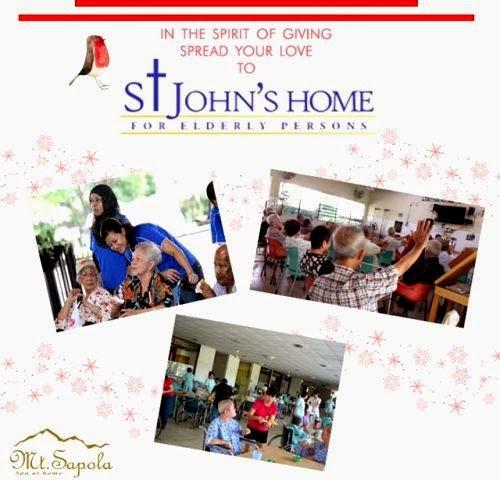 mt sapola christmas coffret campaign st john home