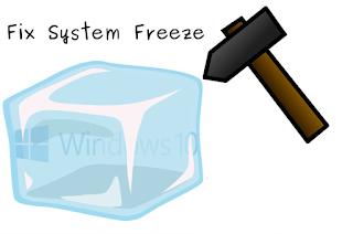 Tips memperbaiki Windows freezing