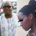 Nigerian dad reacts after daughter's school forced her to loosen her braided hair