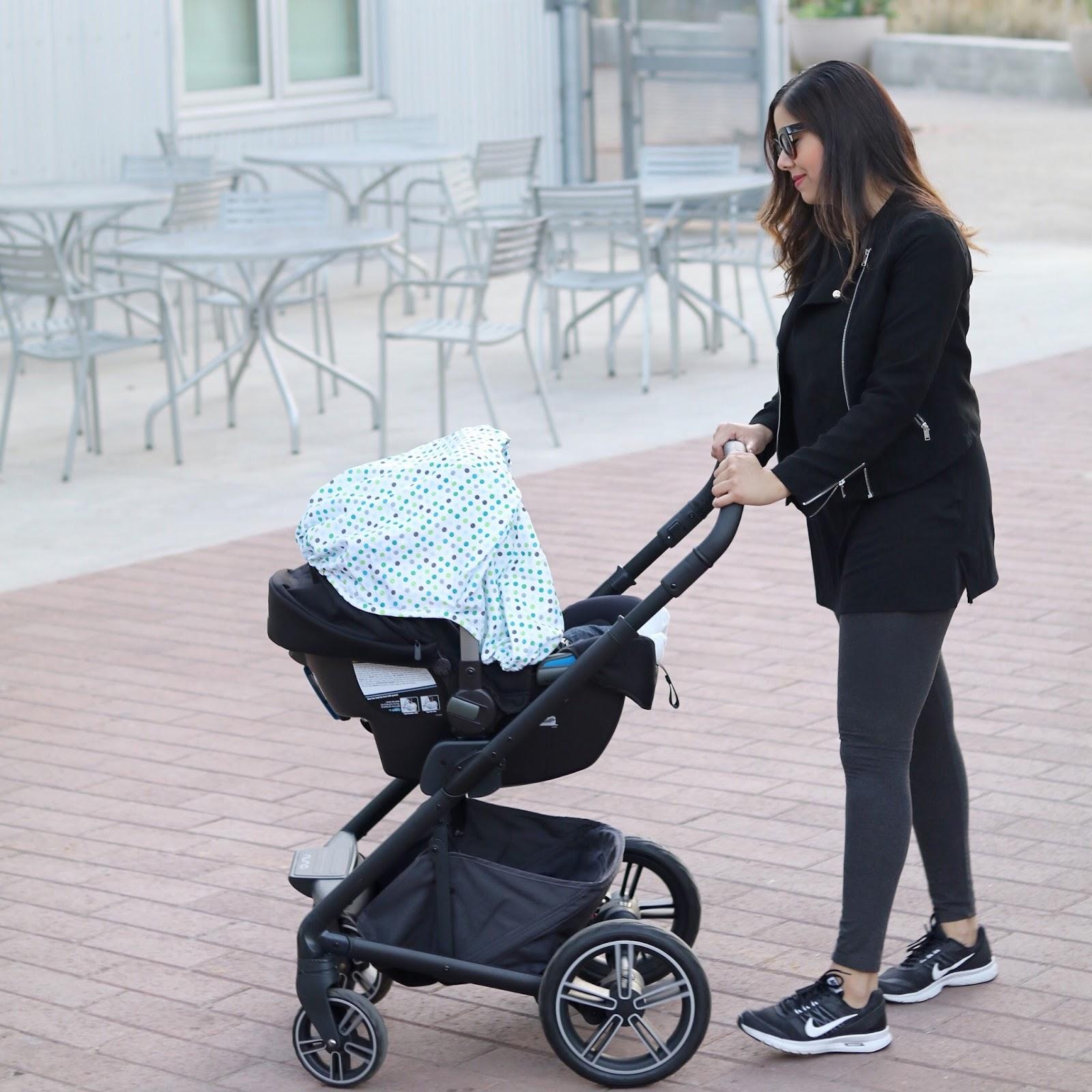 san diego fashion blogger, top san diego blogger, nuna mixx stroller