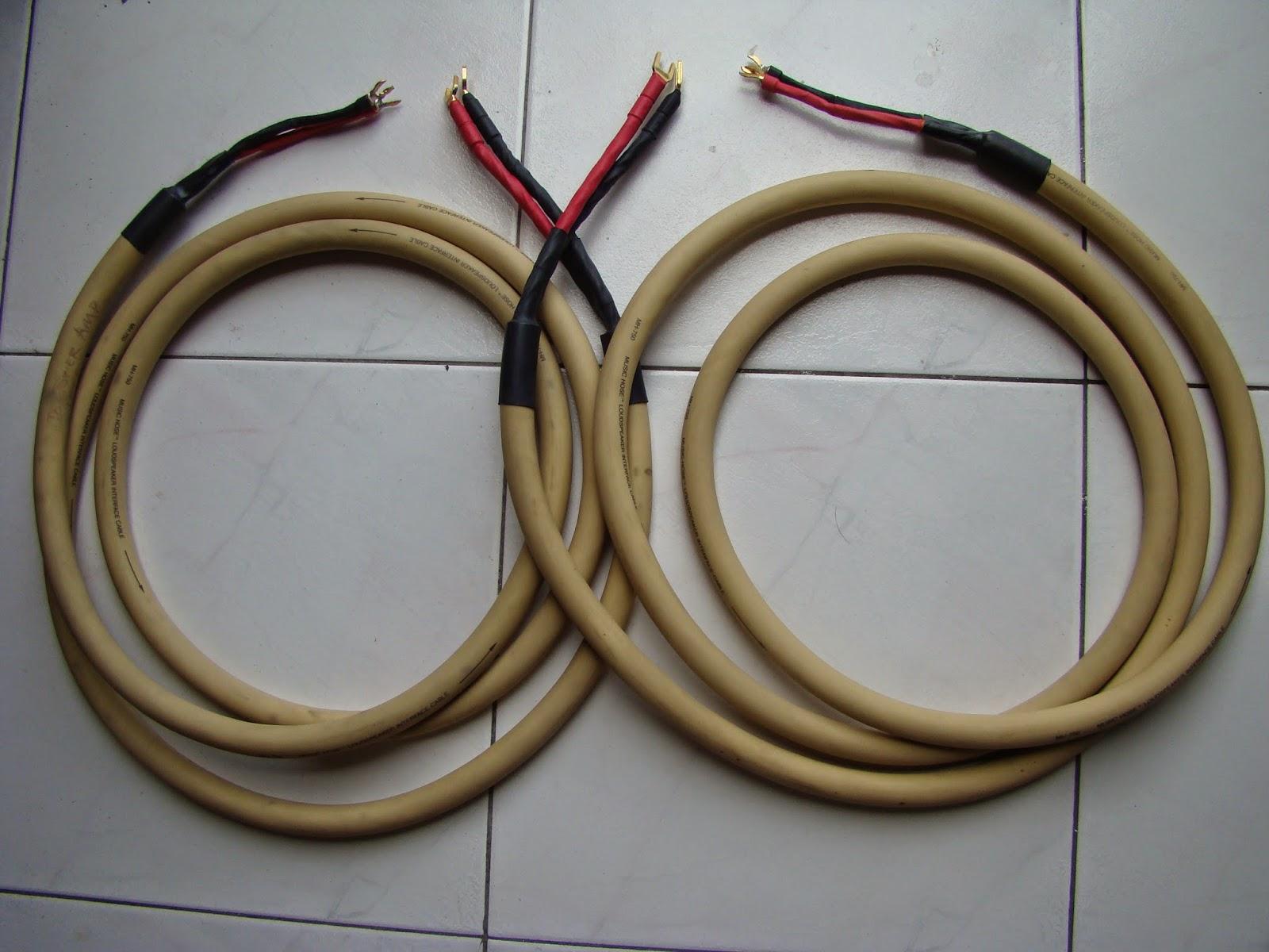 kinta valley audio mit mh 750 music hose speaker cables sold. Black Bedroom Furniture Sets. Home Design Ideas