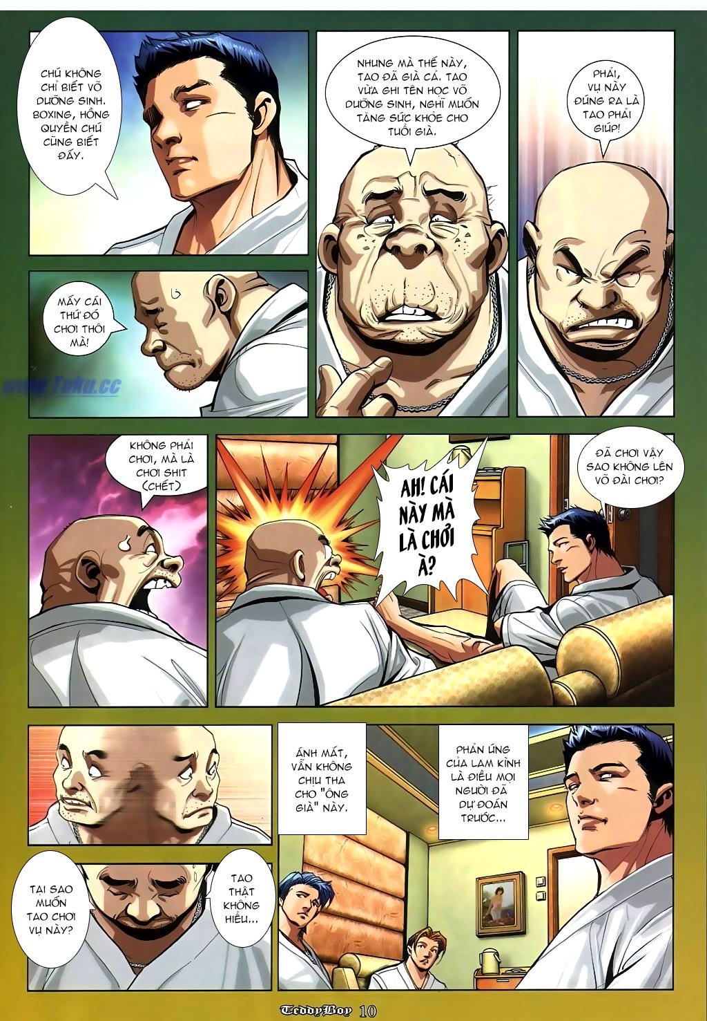 Người Trong Giang Hồ NetTruyen chap 866 - Trang 7