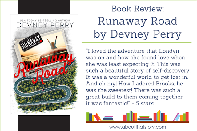 Book Review: Runaway Road by Devney Perry | About That Story