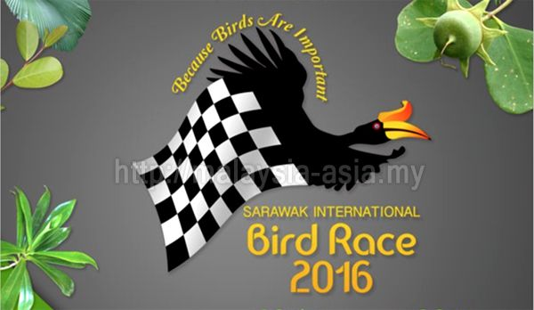 Sarawak International Bird Race