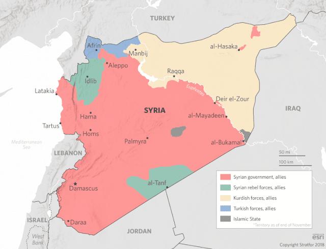 Τα καλά, τα κακά και τα... άσχημα της φυγής των ΗΠΑ από τη Συρία