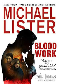 BLOOD WORK - a mystery thriller by Michael Lister