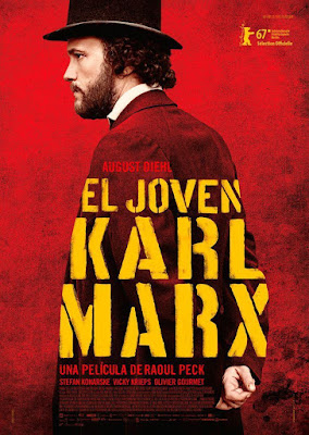 Le Jeune Karl Marx 2017 Custom HD Dual Spanish