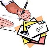 Contoh Surat Pemberitahuan Permohonan Resmi Pribadi Perjanjian Dinas 2015