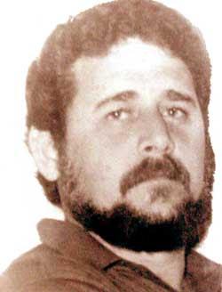Ubiquel Arévalo, unos meses antes de morir con solo 32 años.