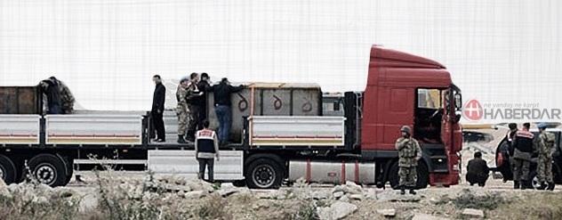 Νέα στοιχεία για τα φορτηγά της Τουρκικής ΜΙΤ που έστελνε Συρία