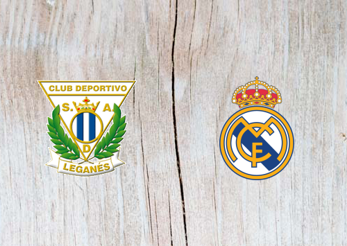 Leganes vs Real Madrid Full Match & Highlights 16 January 2019