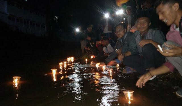Aksi solidaritas PMII