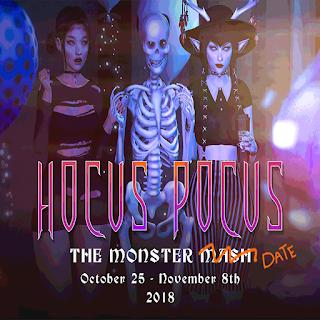 Hocus Pocus 2018