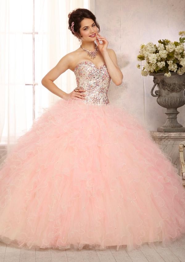 Increibles vestidos de 15 años para fiesta de quinceañeras   Moda y ...
