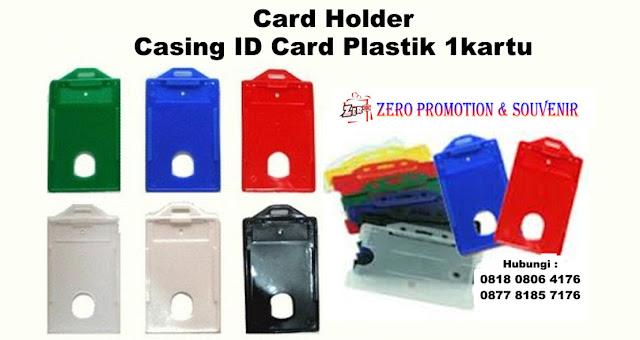 tempat id card murah, card holder, CASING, CARD CASE, Casing ID Card Harga Murah dari plastik, Tempat Kartu Id Card, Name Tag Single Plastik Pvc