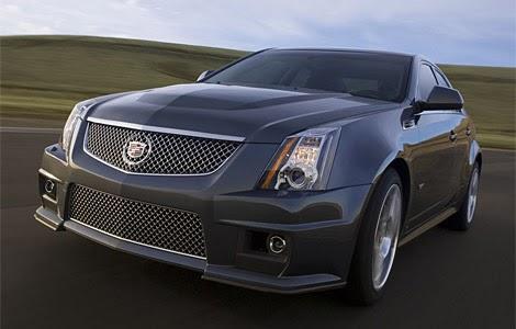 Cadillac CTS V Wallpaper