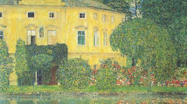 Jardines y paisajes de Gustav Klimt