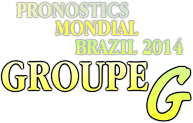 pronostic brazil groupe G