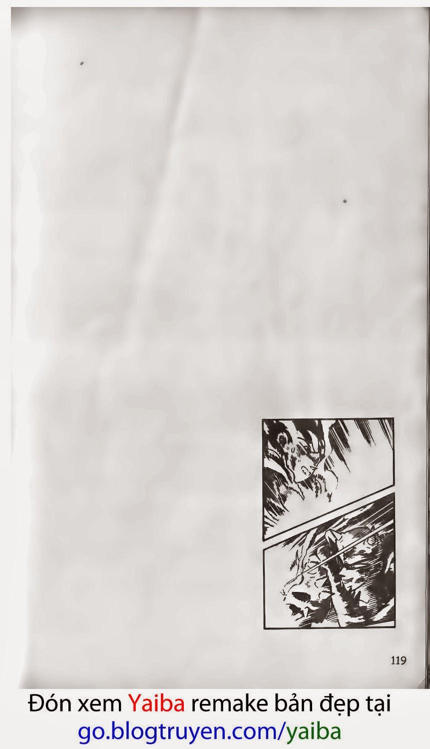 Yaiba chap 161 trang 16
