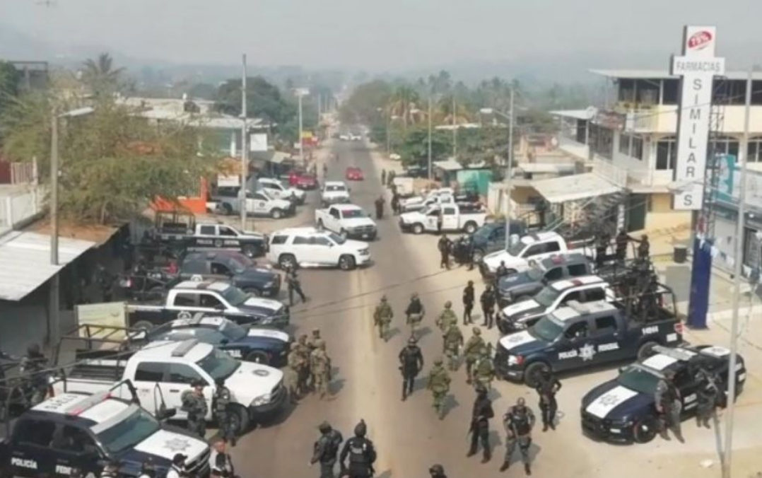"""""""Los Dumbos"""" cazan a familiares de los autodefensas del UPOEG en Xaltianguis"""