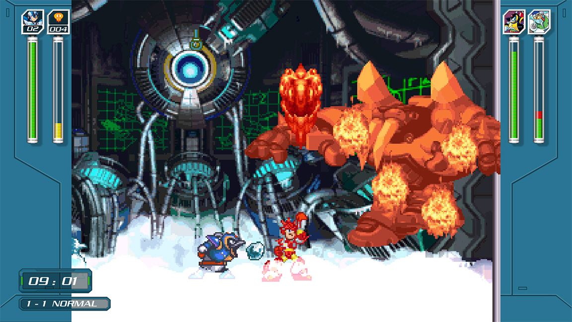 Rockman Corner: Mega Man X Legacy Collection 1+2 Review (Nintendo