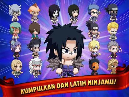 Cara mendapatkan Ninja Rank SS di ninja kyuubi / Heroes ...