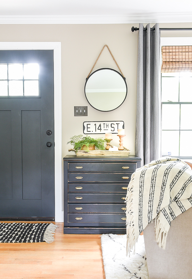 Neutral and simple fall entry