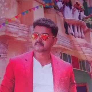 Theri Making Image
