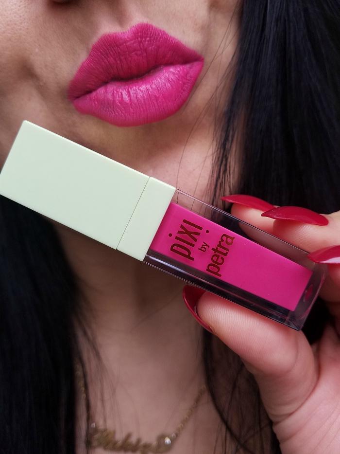 pixi - MatteLast Liquid Lips Lipstick Collection Prettiest Pink