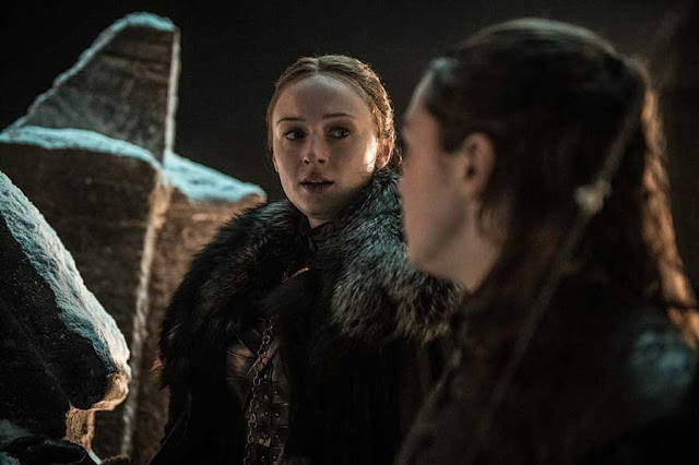 مراجعة الحلقة الثالثة من الموسم الثامن والأخير  مسلسل Game Of Thrones.. مواجهة وينترفيل لملك الليل %D8%B1%D8%A8