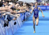 TRIATLÓN (Series Mundiales 2016) - Victorias de Mario Mola y Gwen Jorgensen en Yokohama donde se confirman 6 plazas olímpicas para España