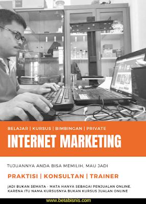 Tenaga Penjualan Internet dan Strategi Pemasaran Langsung