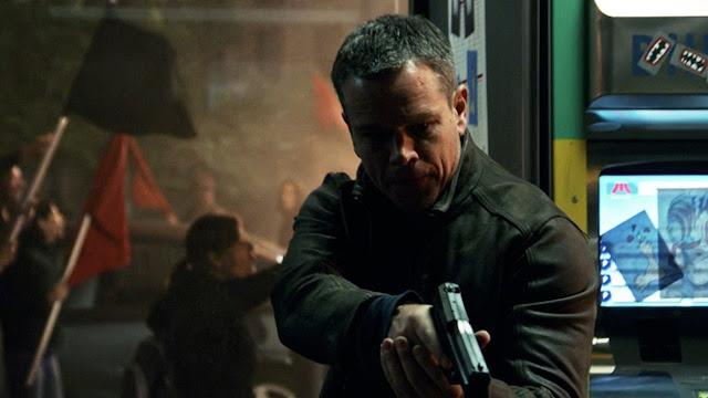 Jason Bourne | Confira pôster inédito e comercial da sequência com Matt Damon e Alicia Vikander