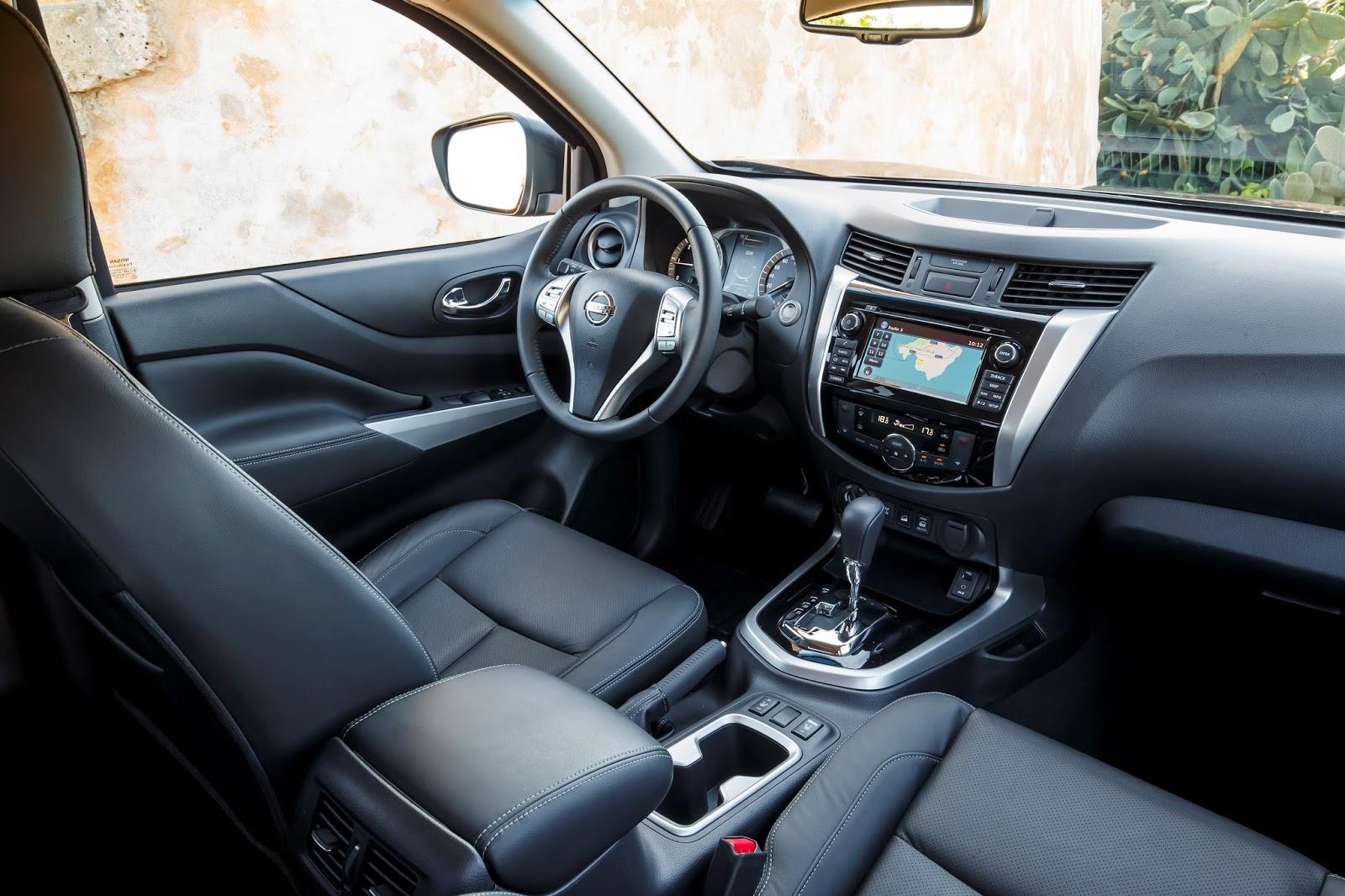 139508 1 5 Το νέο Nissan NP300 NAVARA ήρθε στη χώρα μας για σκληρή δουλειά και από 26.090€ Nissan, Nissan NP300 Navara, Pick-up