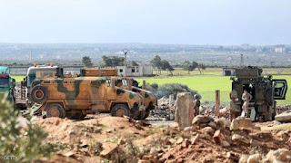 مقتل خمسة جنود أتراك في هجوم للجيش السوري بإدلب