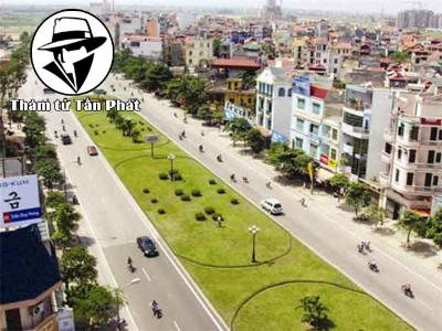Dịch vụ thám tử tại Thị Xã Sơn Tây Hà Nội
