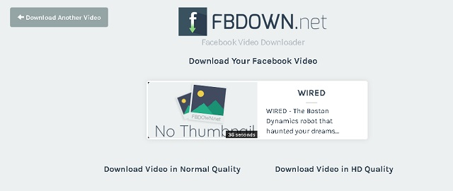 Cara Mendownload Video Facebook