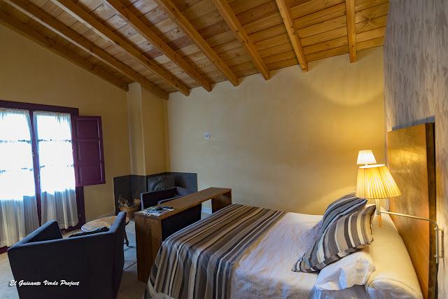 Casa Rural Etxegorri, habitación Eki por El Guisante Verde Project