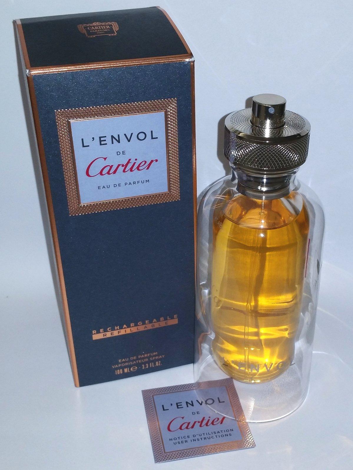 f3ecf7954 عطر كارتير لونفول للرجال | Cartier L'envol
